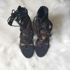 Steve Madden Delphine Gladiator Sandals size 6M